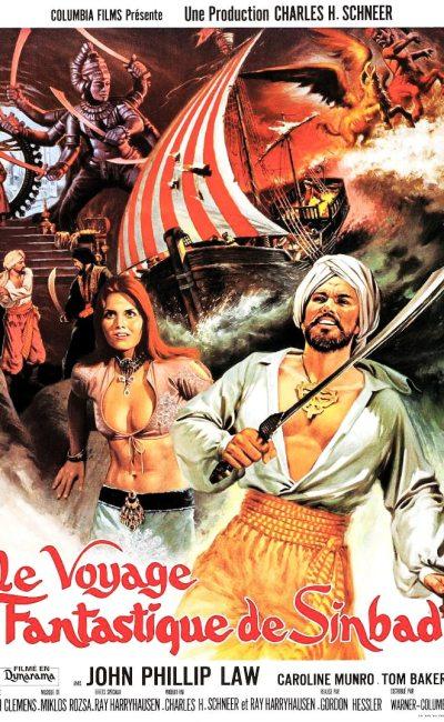 Le voyage fantastique de Sinbad : la critique du film
