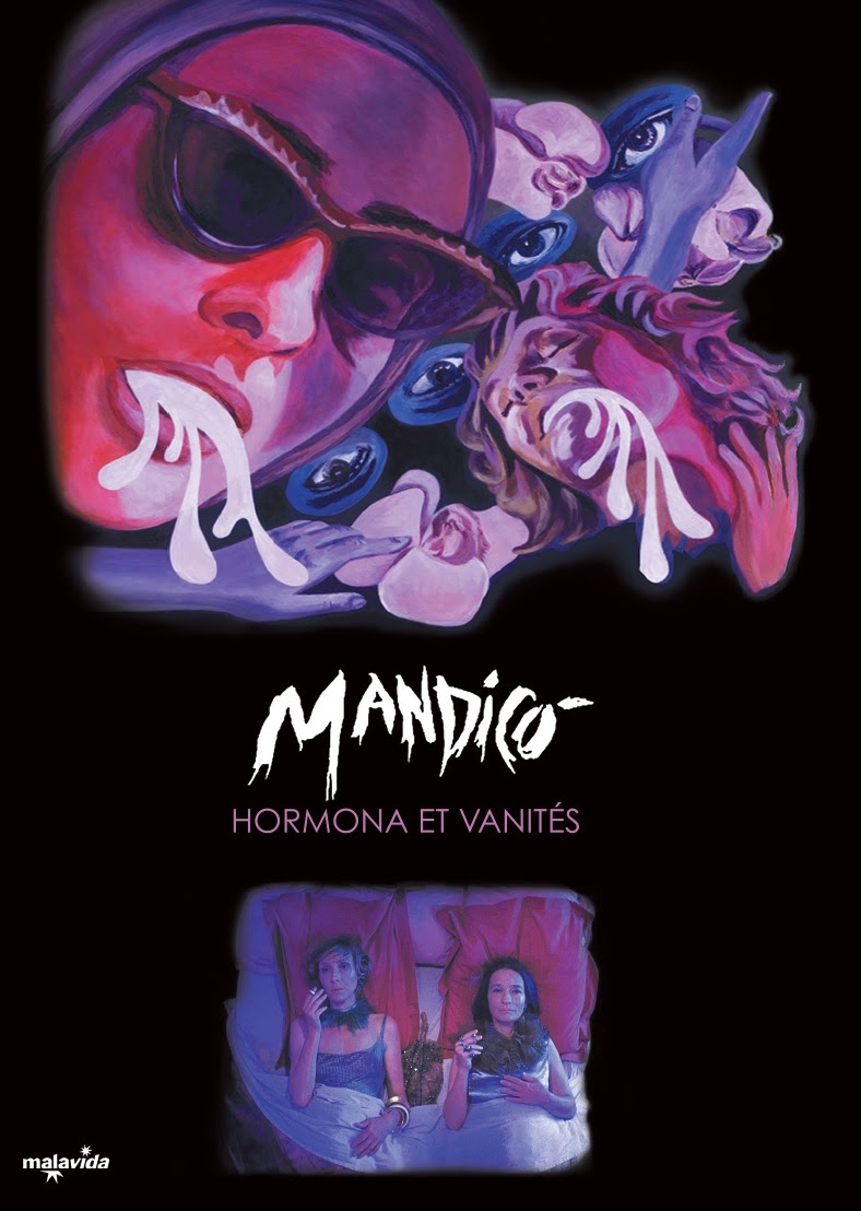 Mandico Box 2 Hormona et Vanités, jaquette