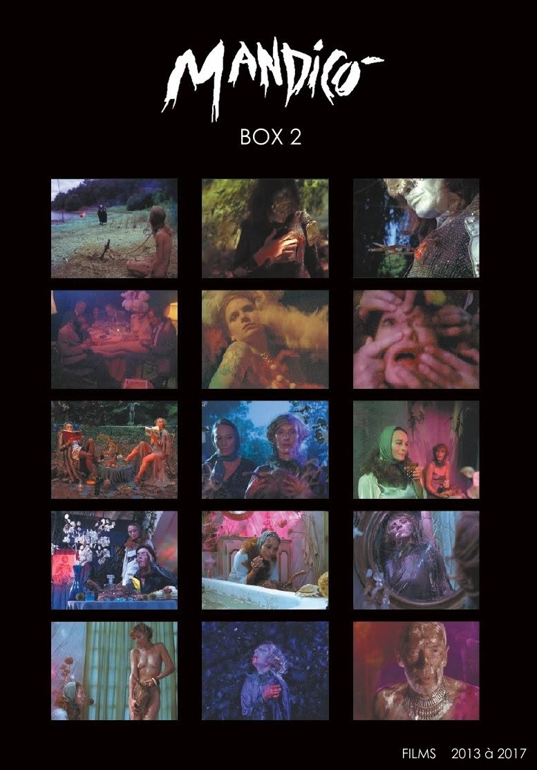 Mandico Box 2 Hormona et Vanités, photos