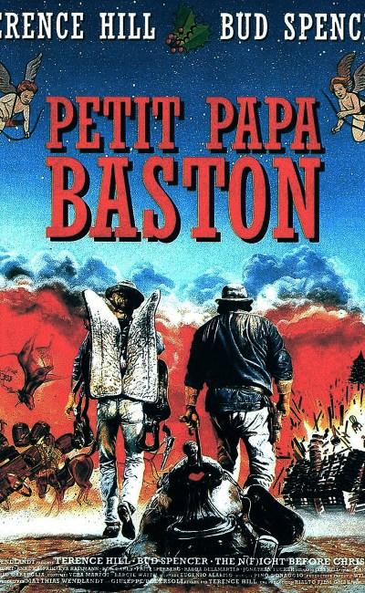 Petit Papa Baston, avec Terence Hill et Bud Spencer, affiche (1994)