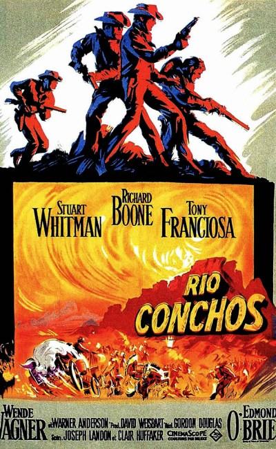 Rio Conchos : affiche du film