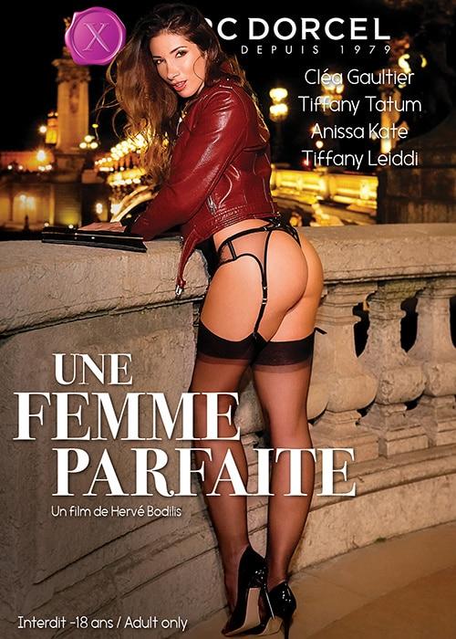 Une femme parfaite, cover du porno de Canal en avril 2020