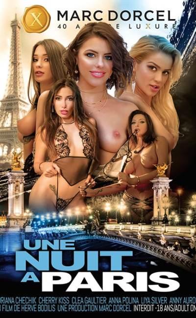 Une nuit à Paris de Marc Dorcel, le porno de Canal + en novembre