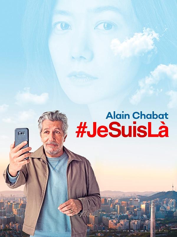 #Je suis là avec Alain Chabat, cover VOD