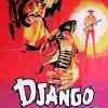 Django ne prie pas , affiche du film par Belinsky