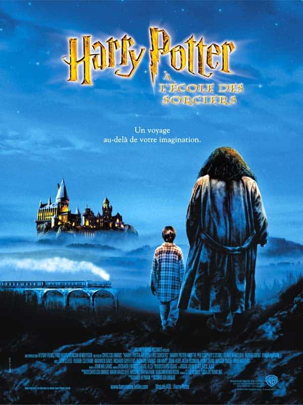 Harry Potter à l'école des sorciers Teaser français
