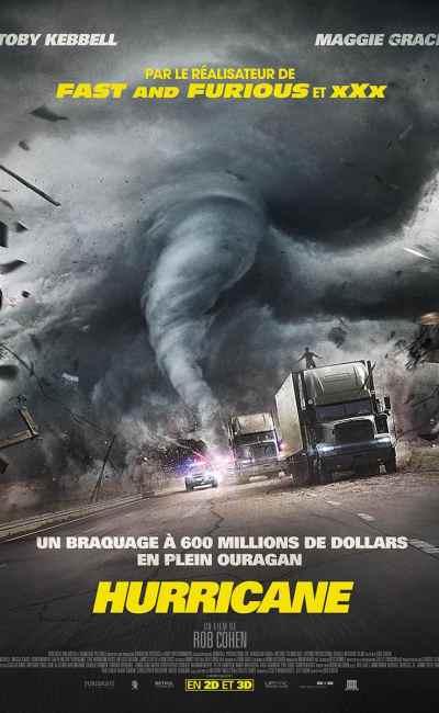 Hurricane (Heist), affiche du film de Rob Cohen