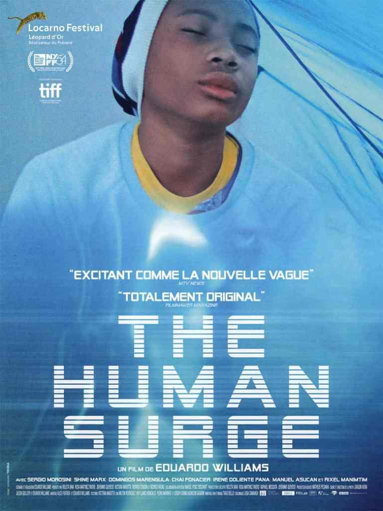 The Human Surge de Eduardo Williams, affiche
