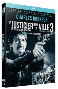 Blu-ray d'Un Justicier dans la Ville 3 (Le justicier de New York)