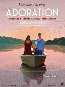 Adoration, affiche du film de Fabrice du Welz