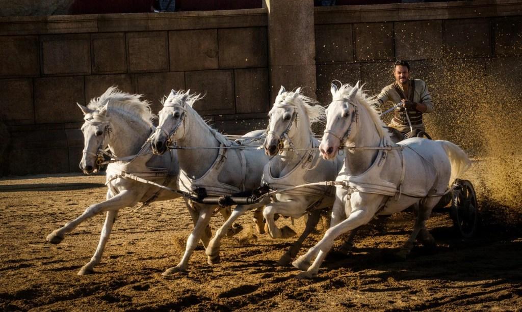 Judah Ben-Hur, alias Jack Huston