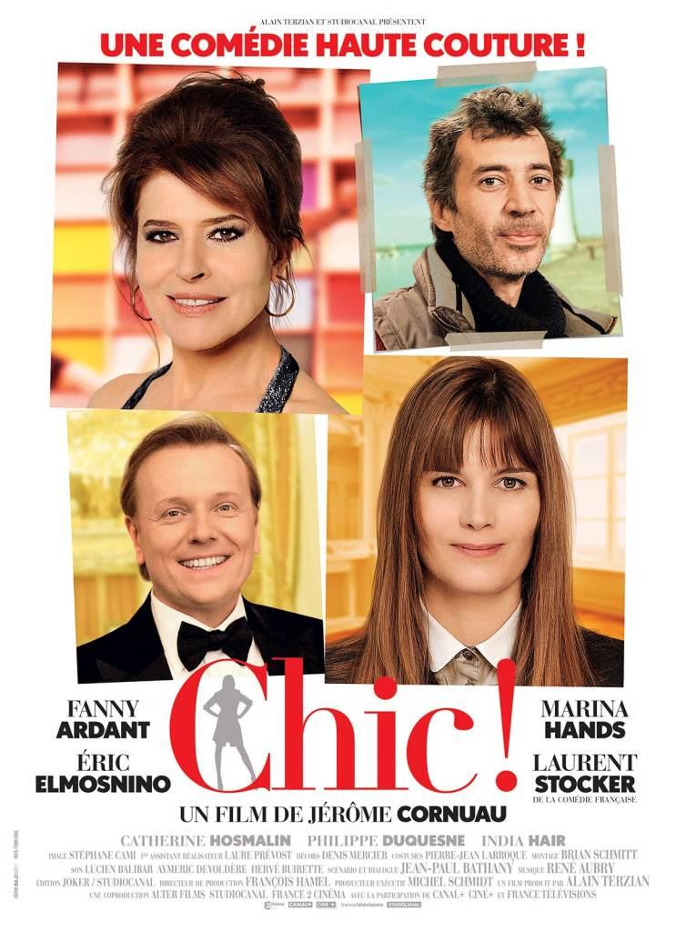 Chic !, la comédie de Jérôme Cornuau