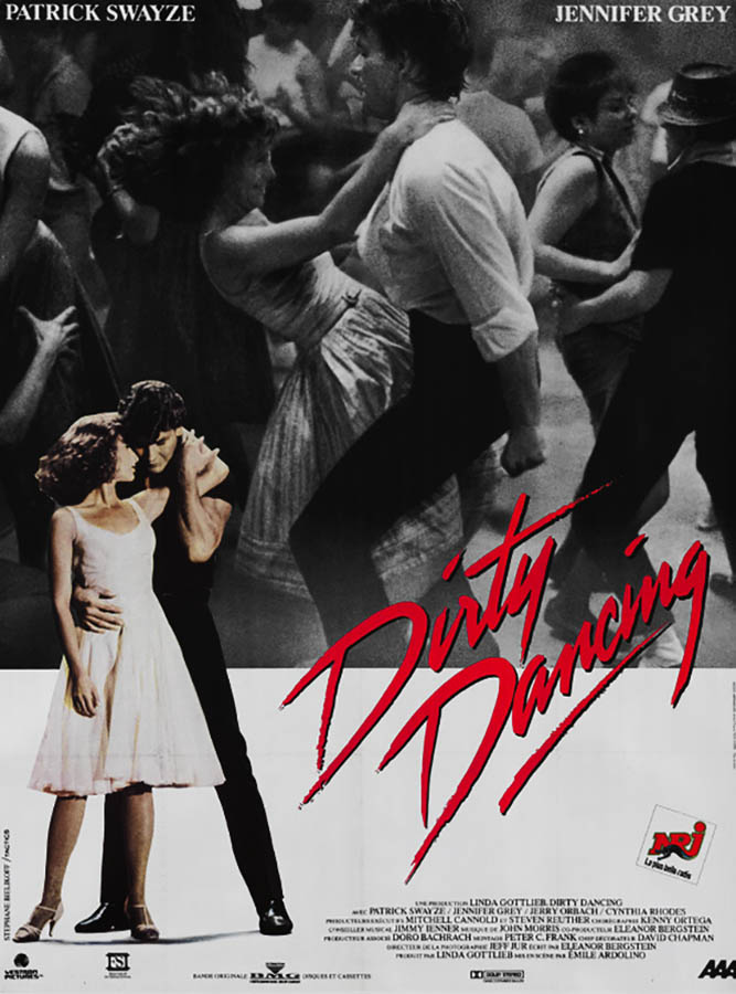 Dirty Dancing Affiche américaine