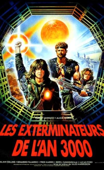 Les exterminateurs de l'an 3000, l'affiche