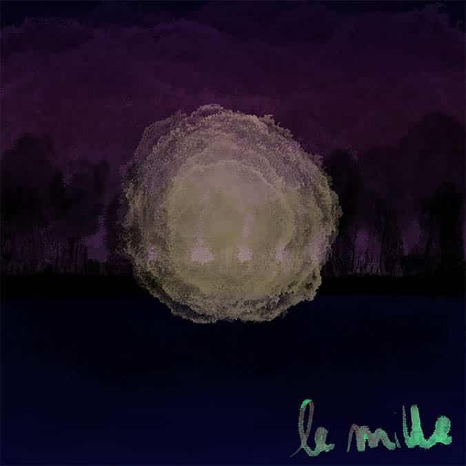 Schaar dévoile la pochette de l'EP LE Mille