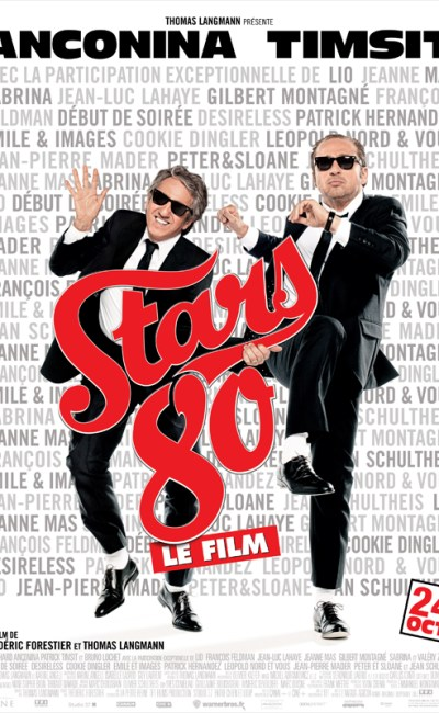 Stars 80 le film : la critique du film