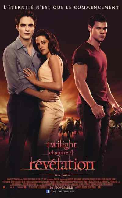 Twilight 4 Révélation chapitre 1, affiche, poster