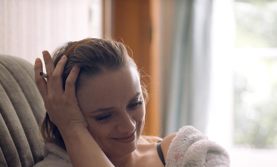 Sara Forestier dans Filles de joie