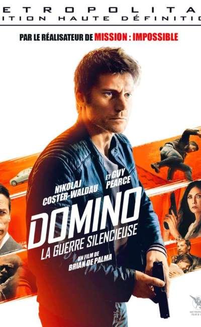 Domino, la guerre silencieuse, la jaquette