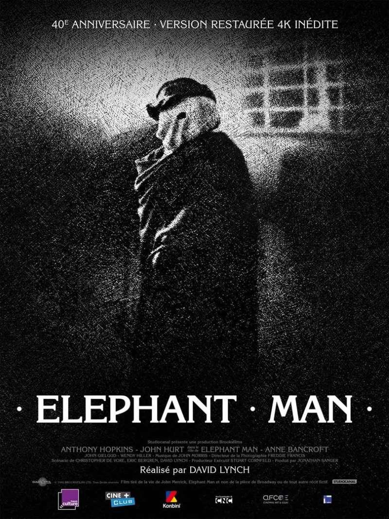 Elephant Man, l'affiche de la reprise