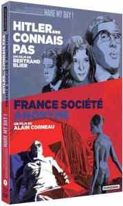 France société anonyme, jaquette blu-ray