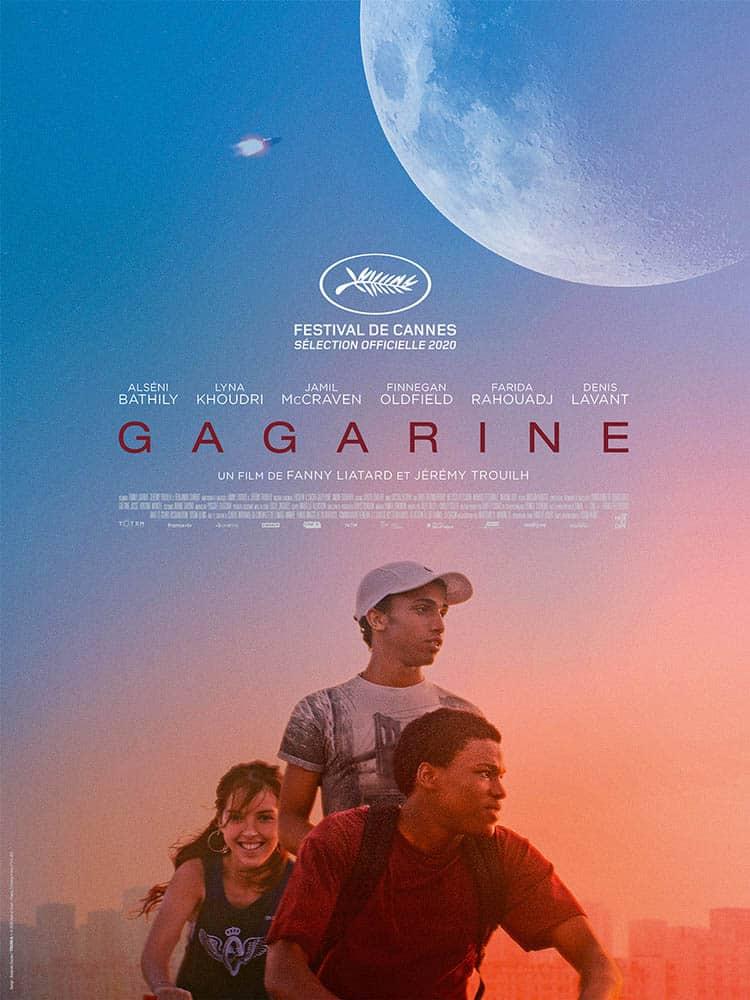 Gagarine, affiche du film