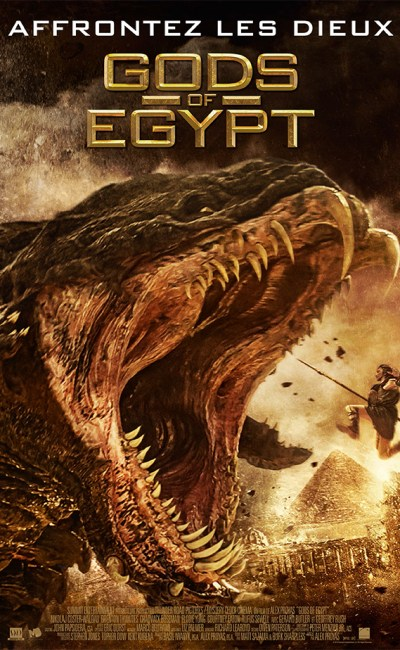Gods of Egypt, affiche 2