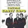 L'affaire Crazy Capo, affiche du film