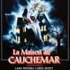 La maison du cauchemar, affiche de Sciotti (1988)