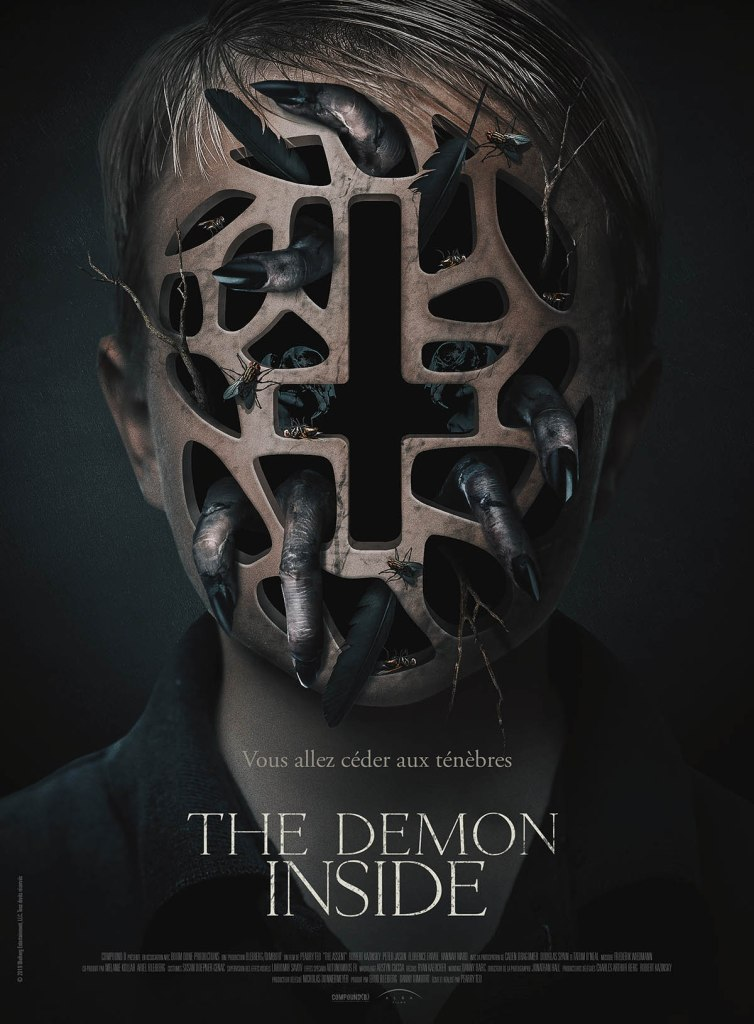 The Demon Inside (The Assent), affiche