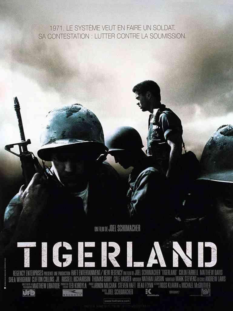 Tigerland de Joel Schumacher avec Colin Farrell