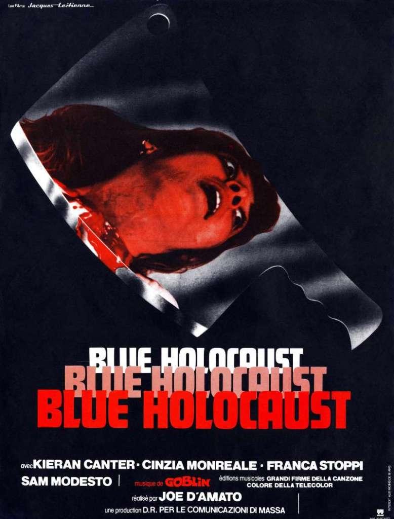 Blue Holocaust, l'affiche