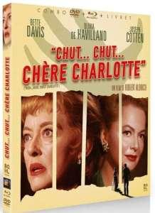 Chut, chut, chère Charlotte, jaquette