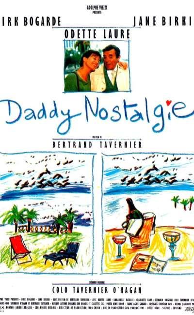 Daddy Nostalgie, l'affiche