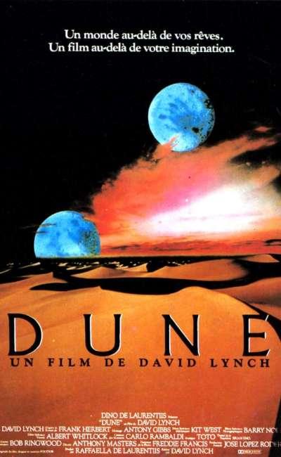 Dune, l'affiche