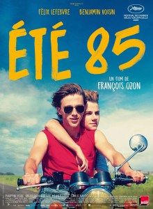 Affiche d'Été 85 de François Ozon