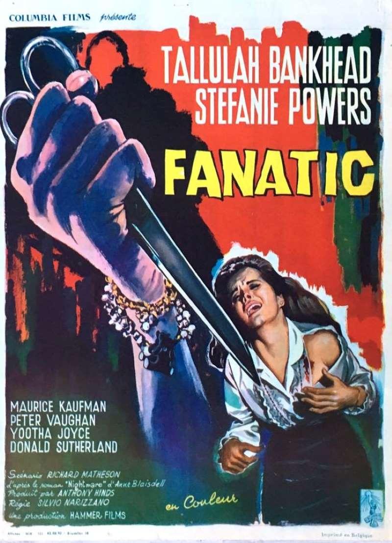 Fanatic, l'affiche