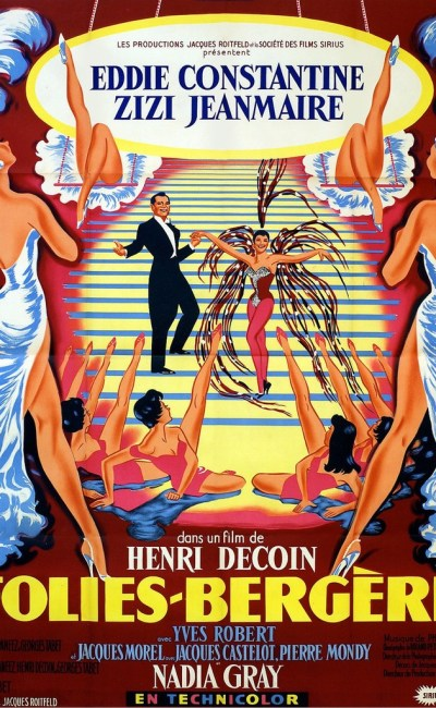 Affiche de Folies-Bergère de Henri Decoin