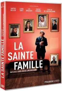 La sainte famille, la jaquette DVD