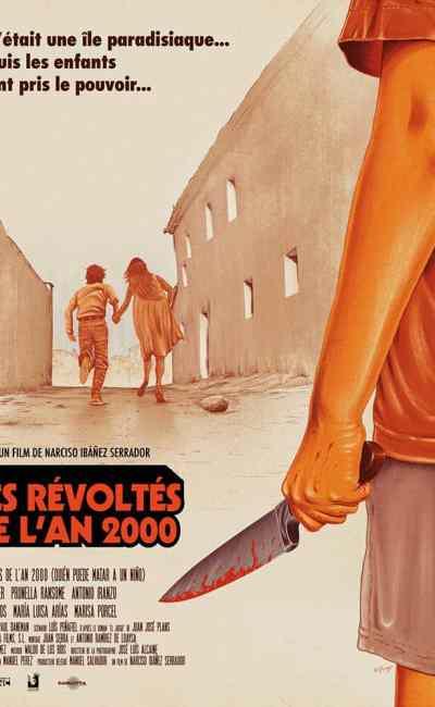 Affiche 2020 Les révoltés de l'an 2000