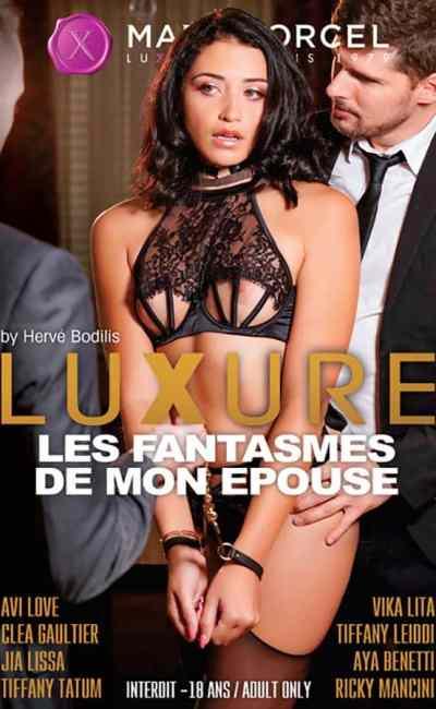 Luxure : Les fantasmes de mon épouse, cover (jaquette)