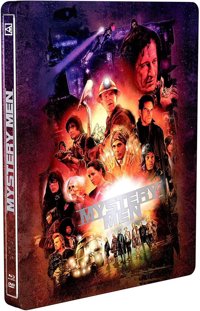 Mystery Men, blu-ray L'Atelier d'images (2020)