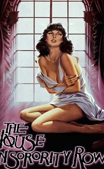 The House on Sorority Row, l'affiche
