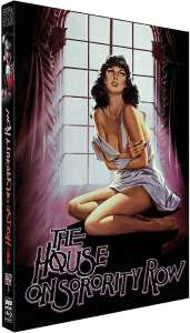 The House on Sorority Row, jaquette