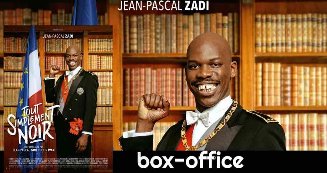 Box-office Paris 14h : Tout Simplement Noir juste énorme