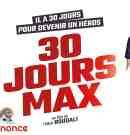 Box-office France : 30 jours Max est un carton