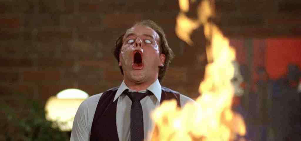 Michael Ironside terrifie dans Scanners