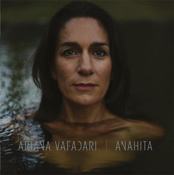 Ariana Vafadari Nouvel album Anahita, cover