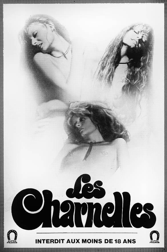 Les charnelles, affiche France