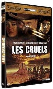 Les cruels, la jaquette DVD